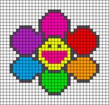 Alpha pattern #59829