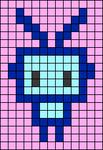 Alpha pattern #59844