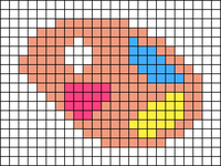 Alpha pattern #59868