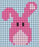 Alpha pattern #59870