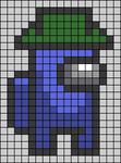 Alpha pattern #59872