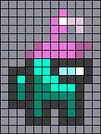 Alpha pattern #59874