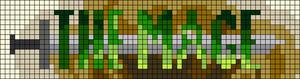 Alpha pattern #59875
