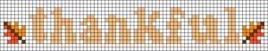 Alpha pattern #59876