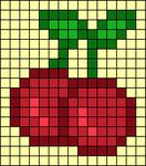 Alpha pattern #59877
