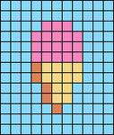 Alpha pattern #59882