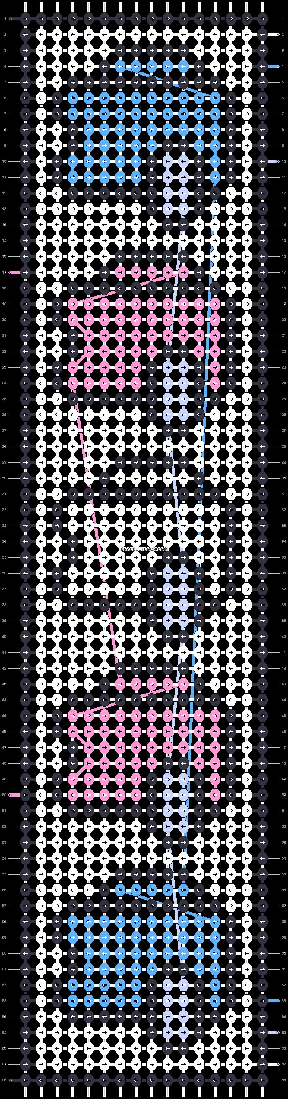 Alpha pattern #59887 pattern