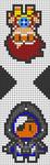 Alpha pattern #59888