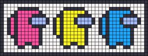 Alpha pattern #59892