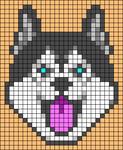 Alpha pattern #59900