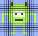 Alpha pattern #59905