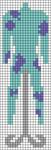 Alpha pattern #59907
