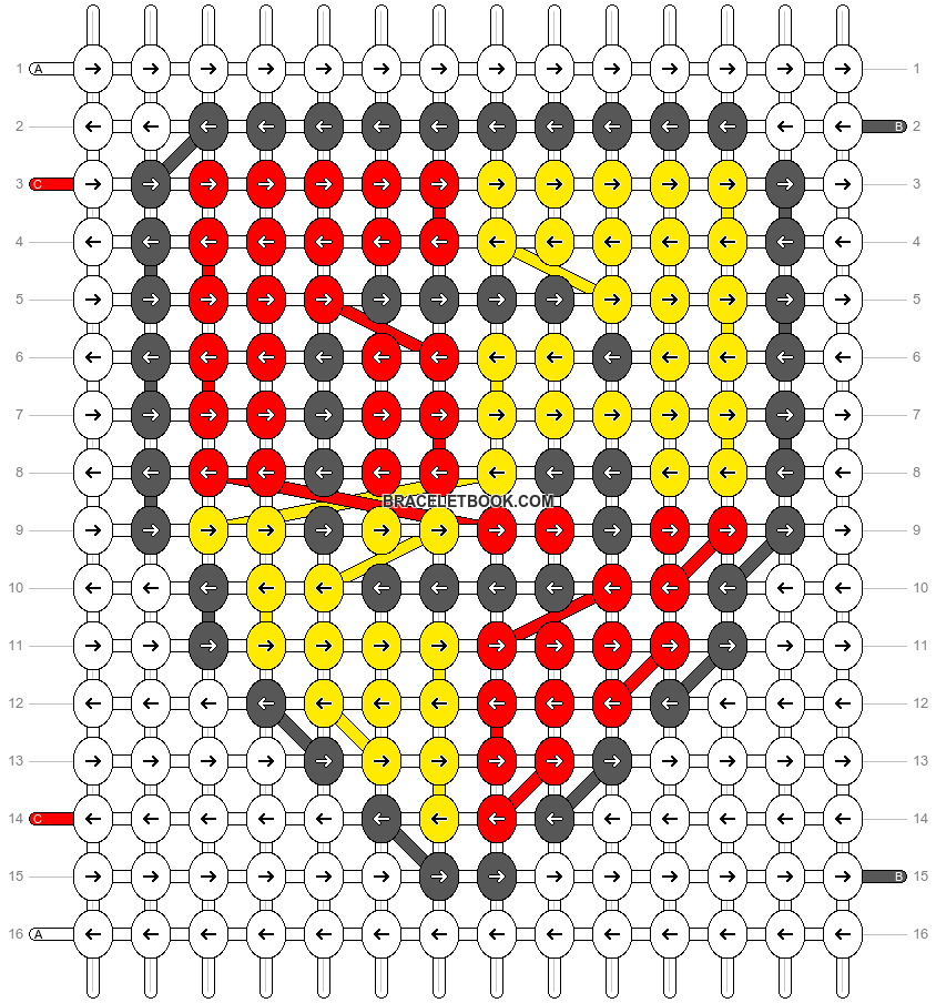 Alpha pattern #59922 pattern