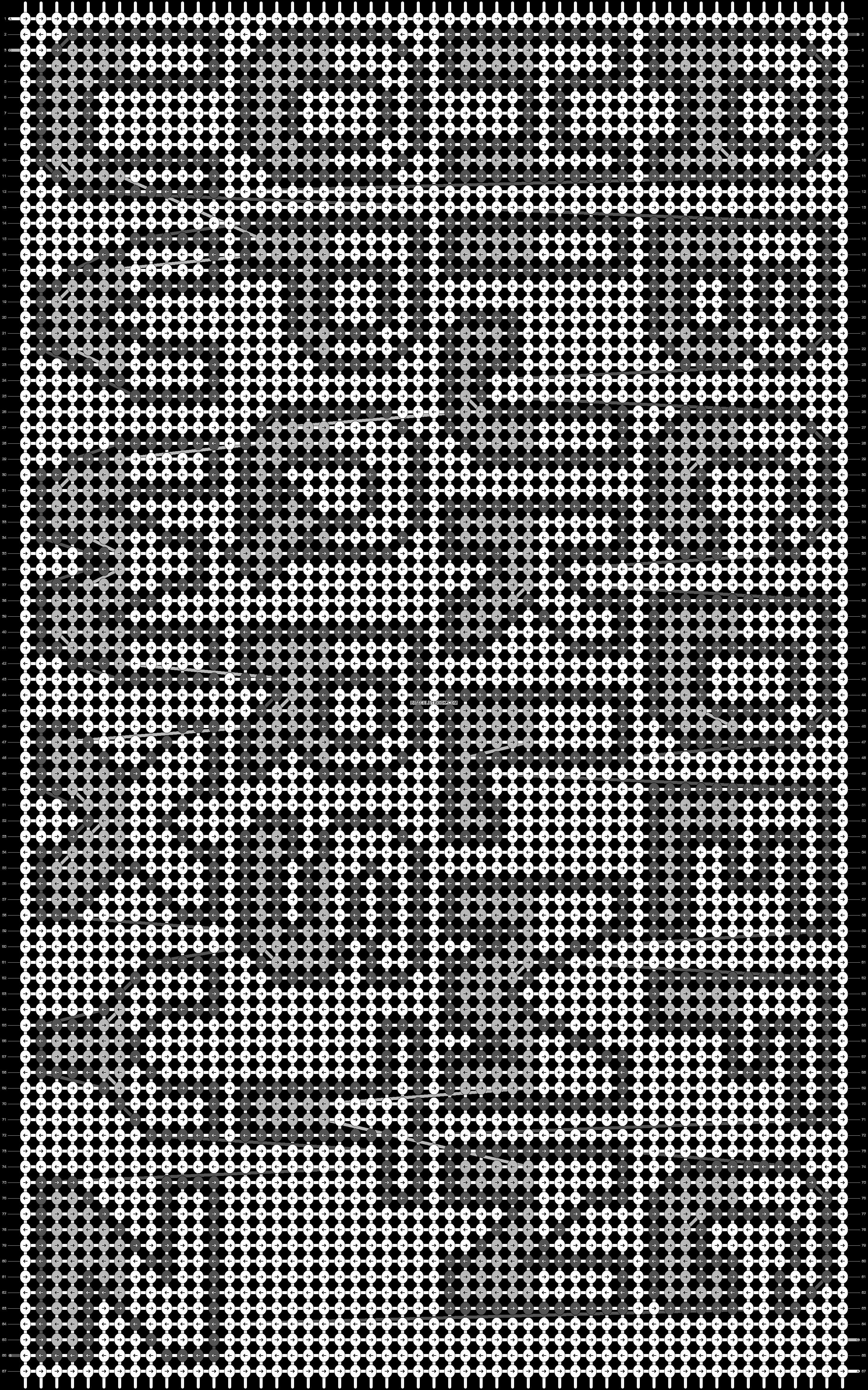Alpha pattern #59927 pattern