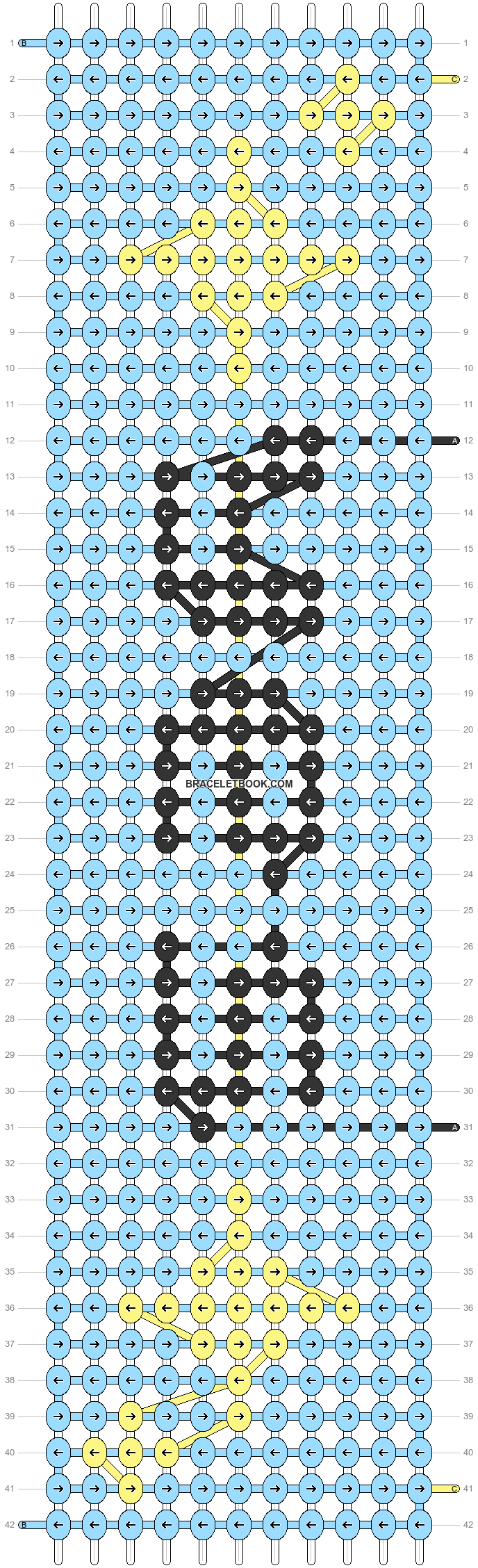 Alpha pattern #59933 pattern