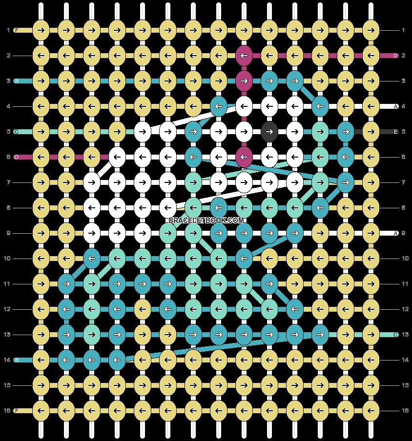 Alpha pattern #59943 pattern
