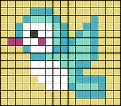 Alpha pattern #59943