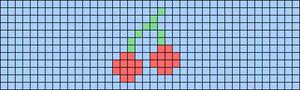 Alpha pattern #59951