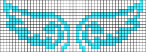 Alpha pattern #59957