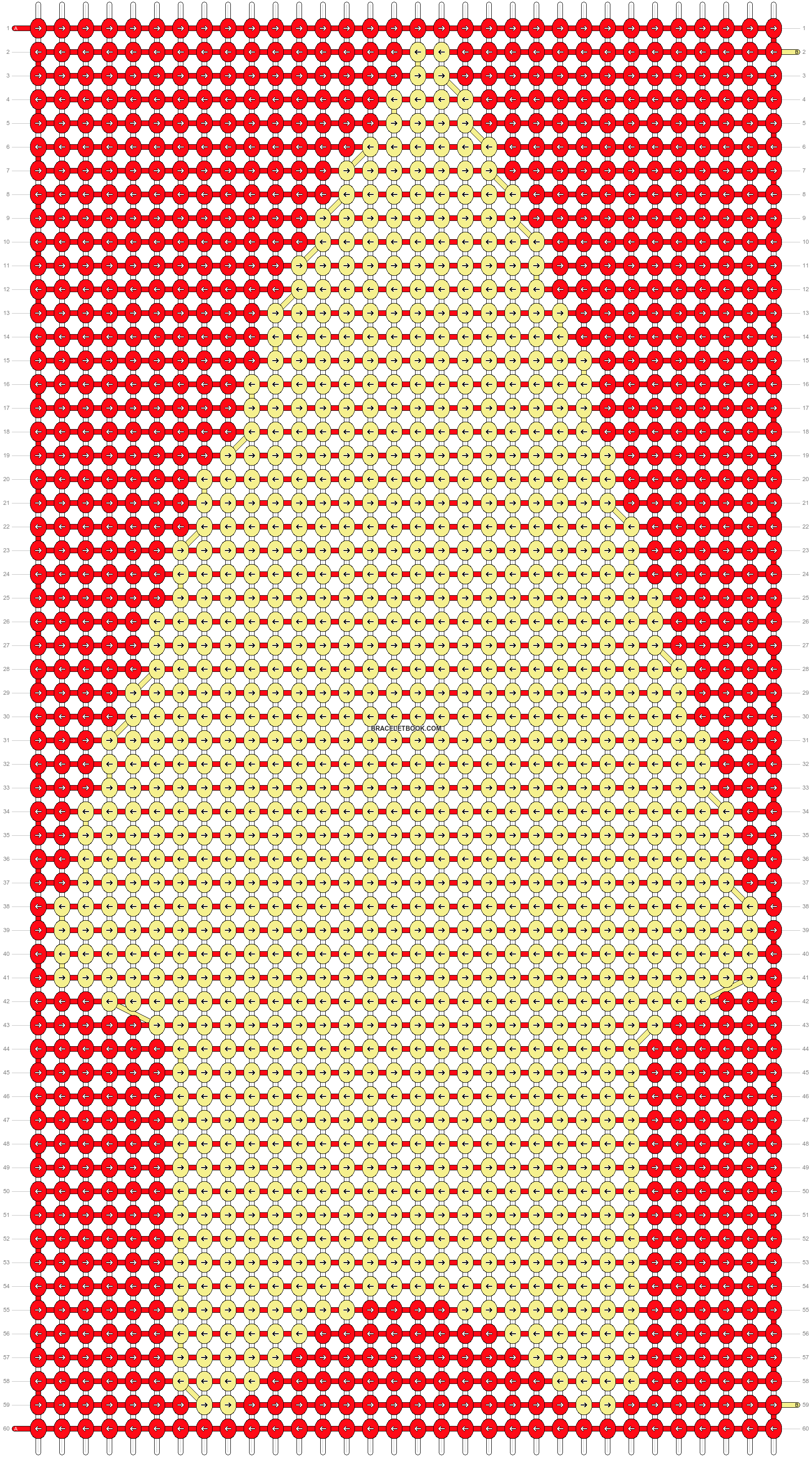 Alpha pattern #59977 pattern