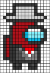 Alpha pattern #60026