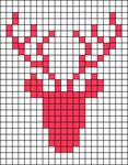 Alpha pattern #60027