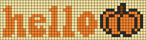 Alpha pattern #60030