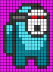Alpha pattern #60034