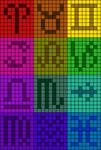 Alpha pattern #60035