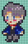 Alpha pattern #60041
