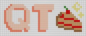 Alpha pattern #60042