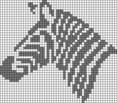 Alpha pattern #60047