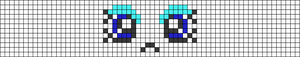Alpha pattern #60074