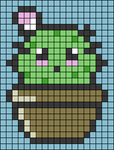 Alpha pattern #60081