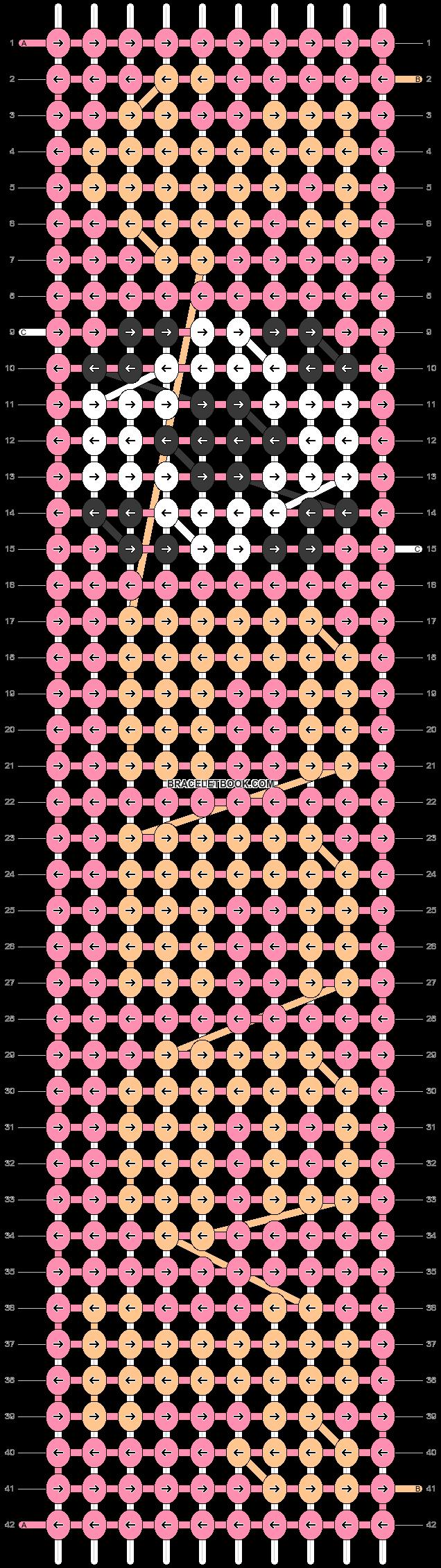 Alpha pattern #60090 pattern