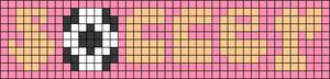 Alpha pattern #60090