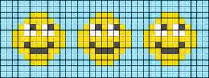 Alpha pattern #60096