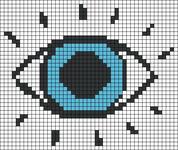 Alpha pattern #60102