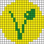 Alpha pattern #60103