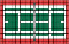 Alpha pattern #60104