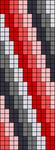 Alpha pattern #60105