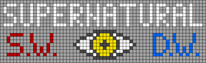 Alpha pattern #60107