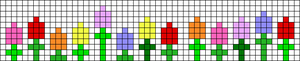 Alpha pattern #60119