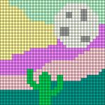 Alpha pattern #60138