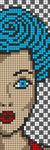 Alpha pattern #60142