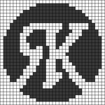 Alpha pattern #60153
