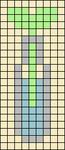 Alpha pattern #60154
