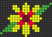 Alpha pattern #60155