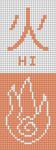 Alpha pattern #60162