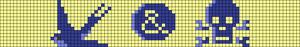 Alpha pattern #60166